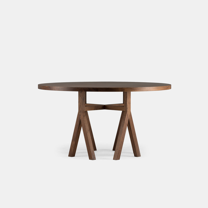 Commune Round Dining Table