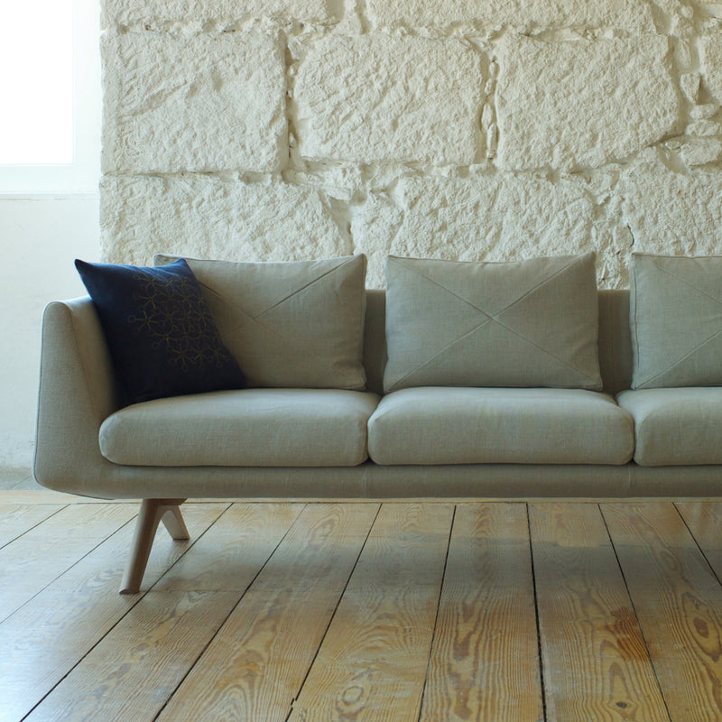 Hepburn Fixed Sofa - 3 Seater