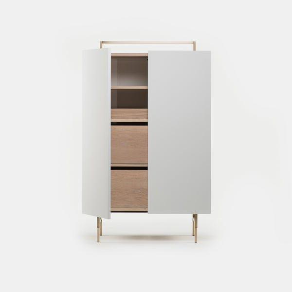 Trunk Cabinet - Tall