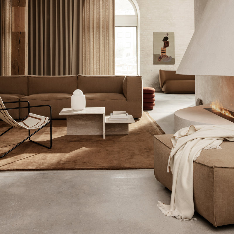 Catena Modular Sofa - Rich Linen