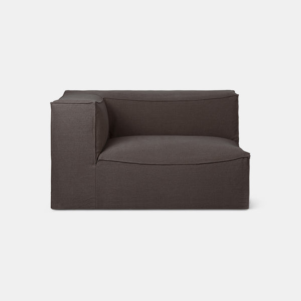 Catena Modular Sofa - Grey Brown - Monologue London