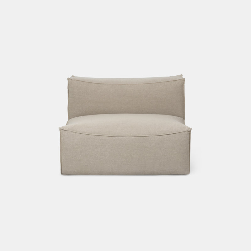 Catena Modular Sofa - Rich Linen - Monologue London