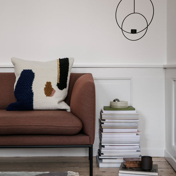 Loop Wool Cushion - Mount - Monologue London