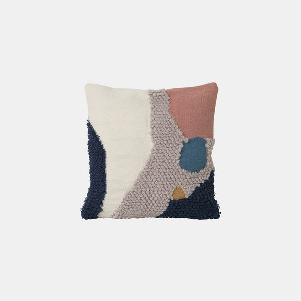 Loop Wool Cushion - Landscape - Monologue London