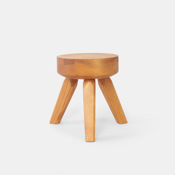 A.M.L. Stool - Pine wood - Monologue London