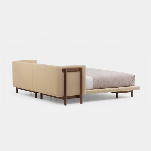 Frame Bed w/Arms - Monologue London