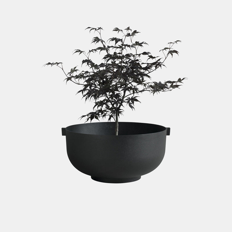 Castle Planters - Black - Monologue London