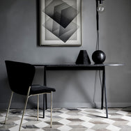 La Pipe Chair - Charcoal Grey - Monologue London
