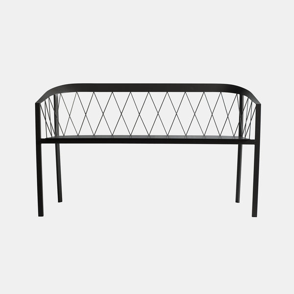 Our Bench Sofa - Net Backrest - Monologue London