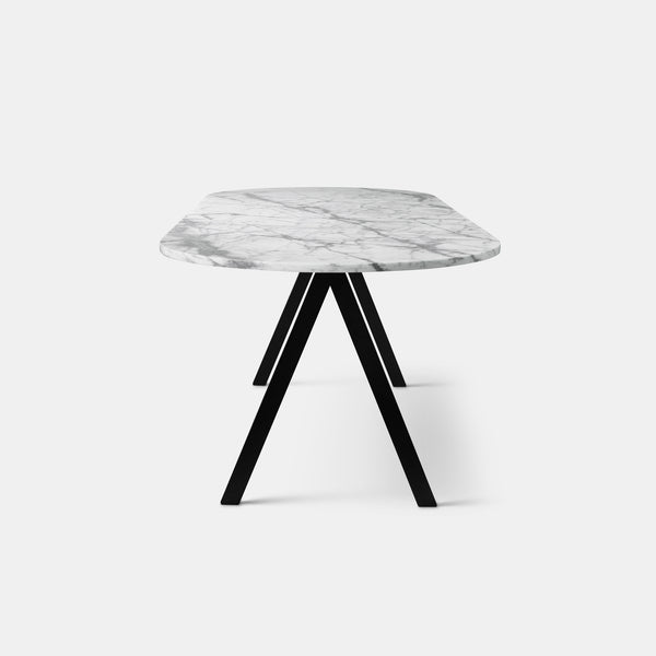 Saw Rounded Dining Table