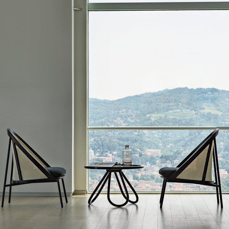 Loie Lounge Chair - Monologue London