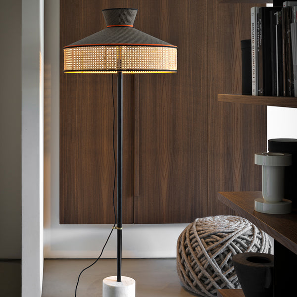 Wagasa Floor Lamp - Monologue London