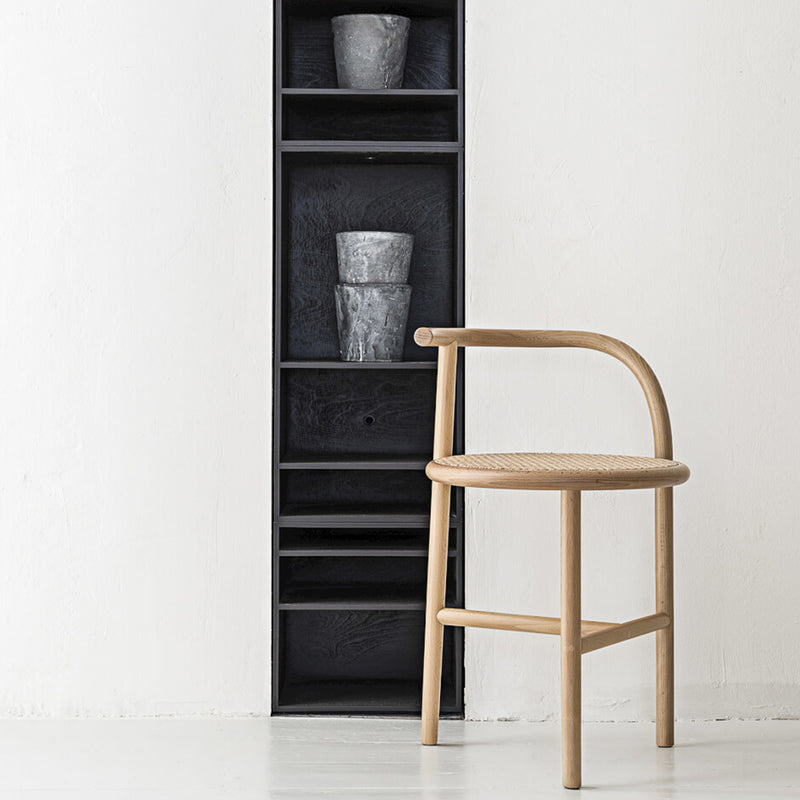 Single Curve Stool - Monologue London