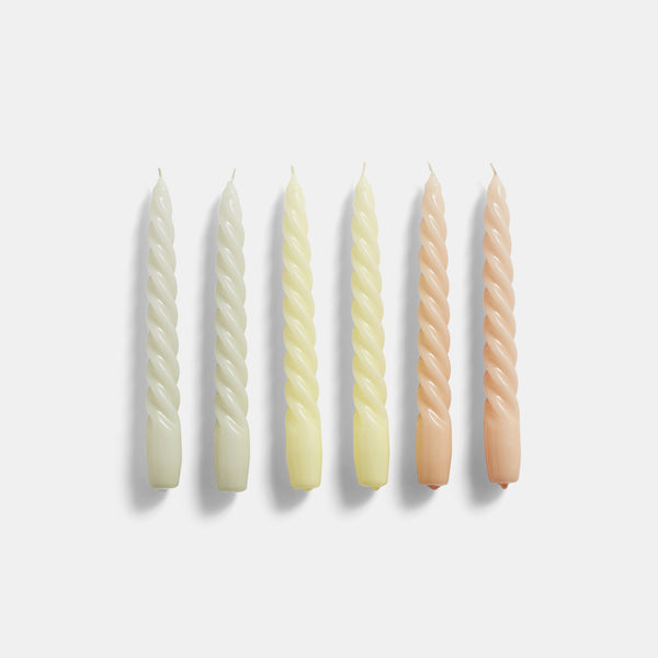 Twist Candles - Available for pre-order