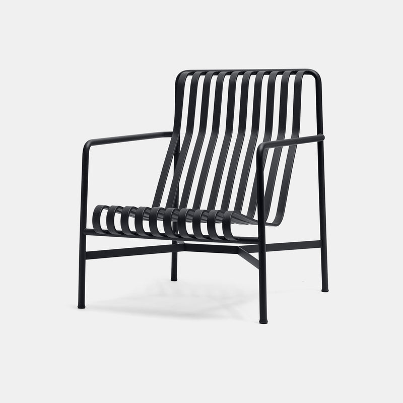 Palissade Lounge Chair - High
