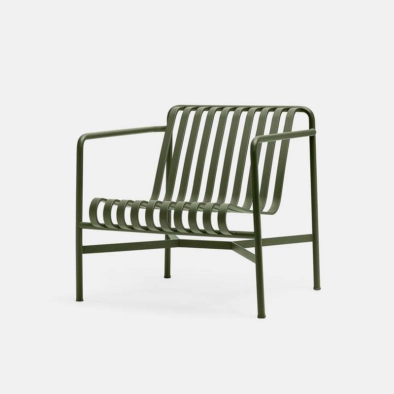 Palissade Lounge Chair - Low