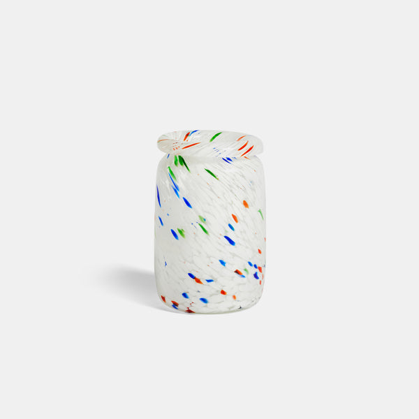 Splash Vase - White Dot - Monologue London