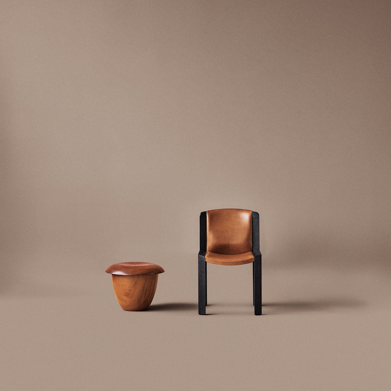 Mahogany Stool - Monologue London