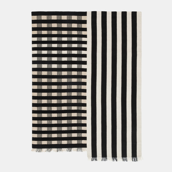 Halfstripe Rug - Monologue London