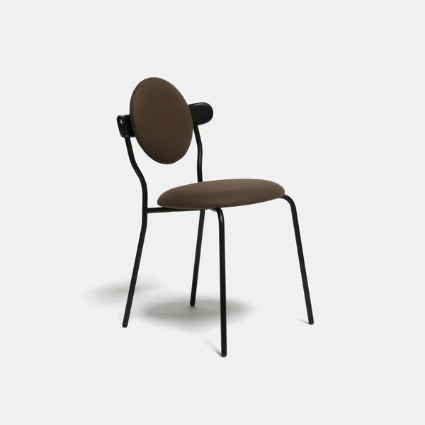 Planet Chair - Charcoal, Set of 2