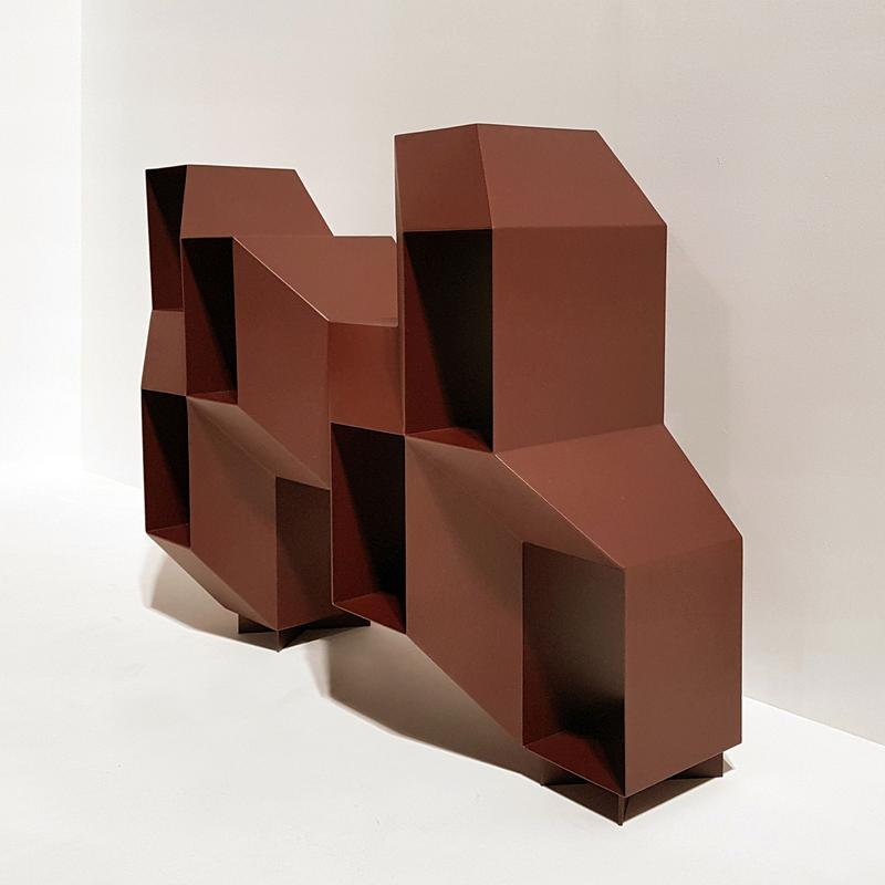 Rocky Shelving Unit