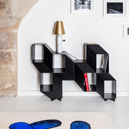 Rocky Shelving Unit - Black