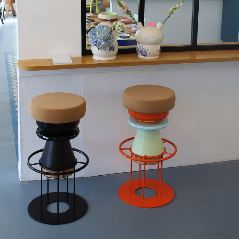 Tembo Bar Stool - Colour