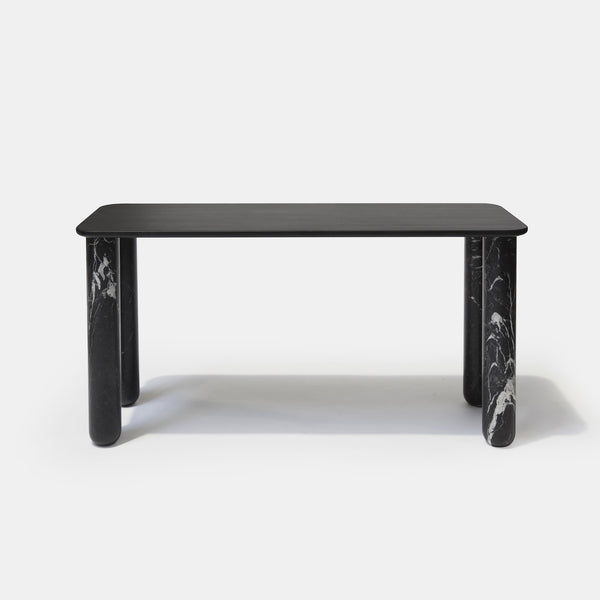Sunday Console Table - Black lacquered - Monologue London