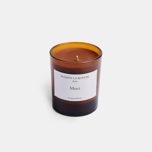 Merci Candle - Monologue London