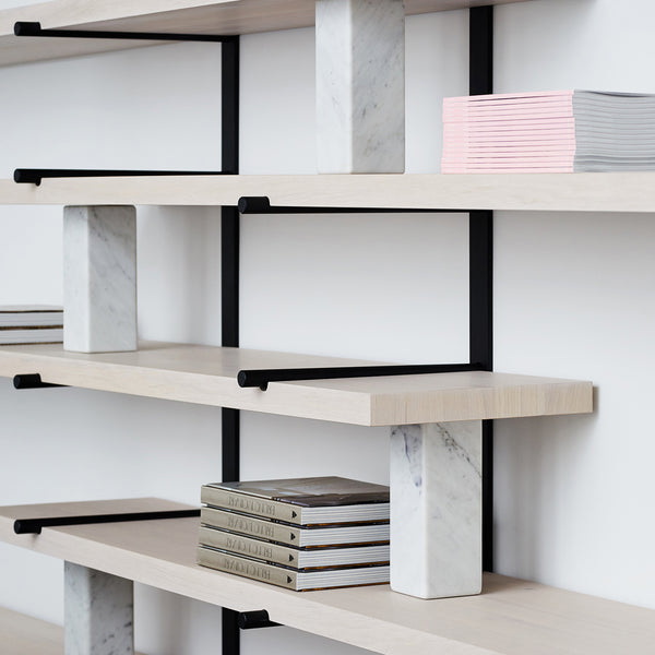 Ladder Street Shelving Unit