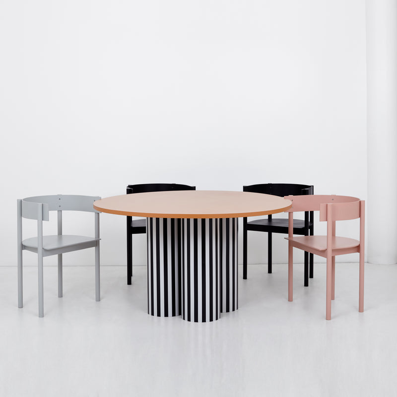 Slon Round Dining Table - Monologue London