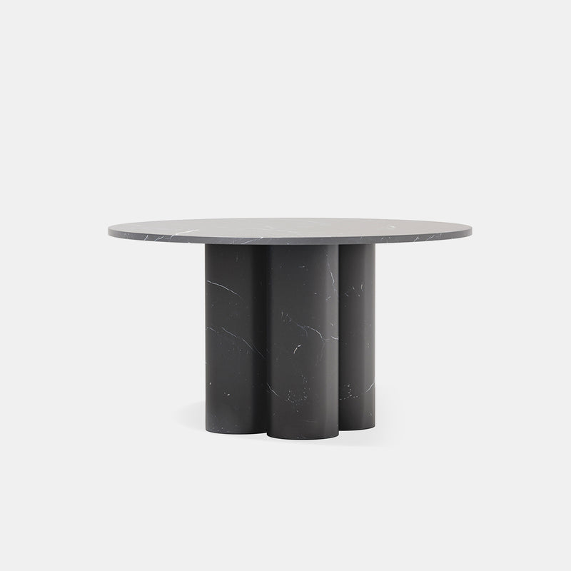 Slon Round Dining Table - Marble