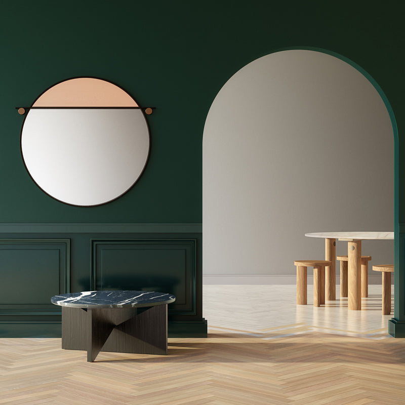Abal Mirror - Round - Monologue London