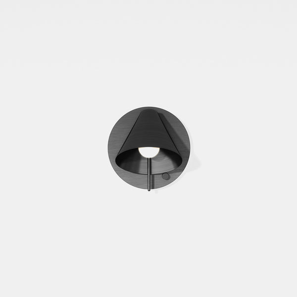 Mega Wall Lamp - Circle Sconce - Monologue London