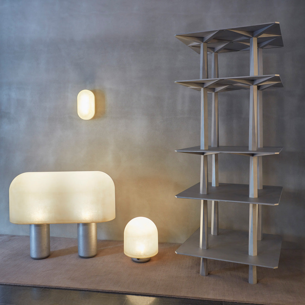 Puffball Sconce - Monologue London