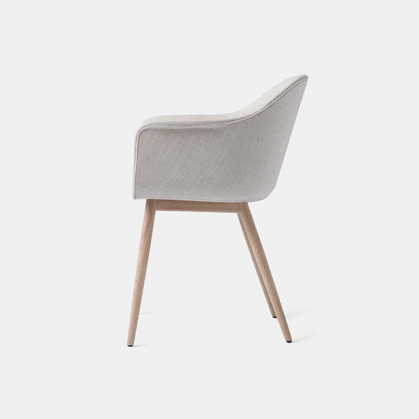 Harbour Chair Upholstered - Beige - Monologue London