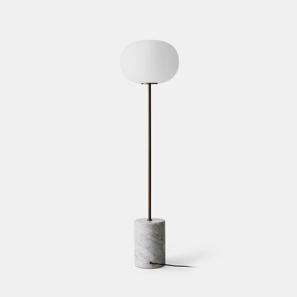JWDA Floor Lamp - Carrara - Monologue London