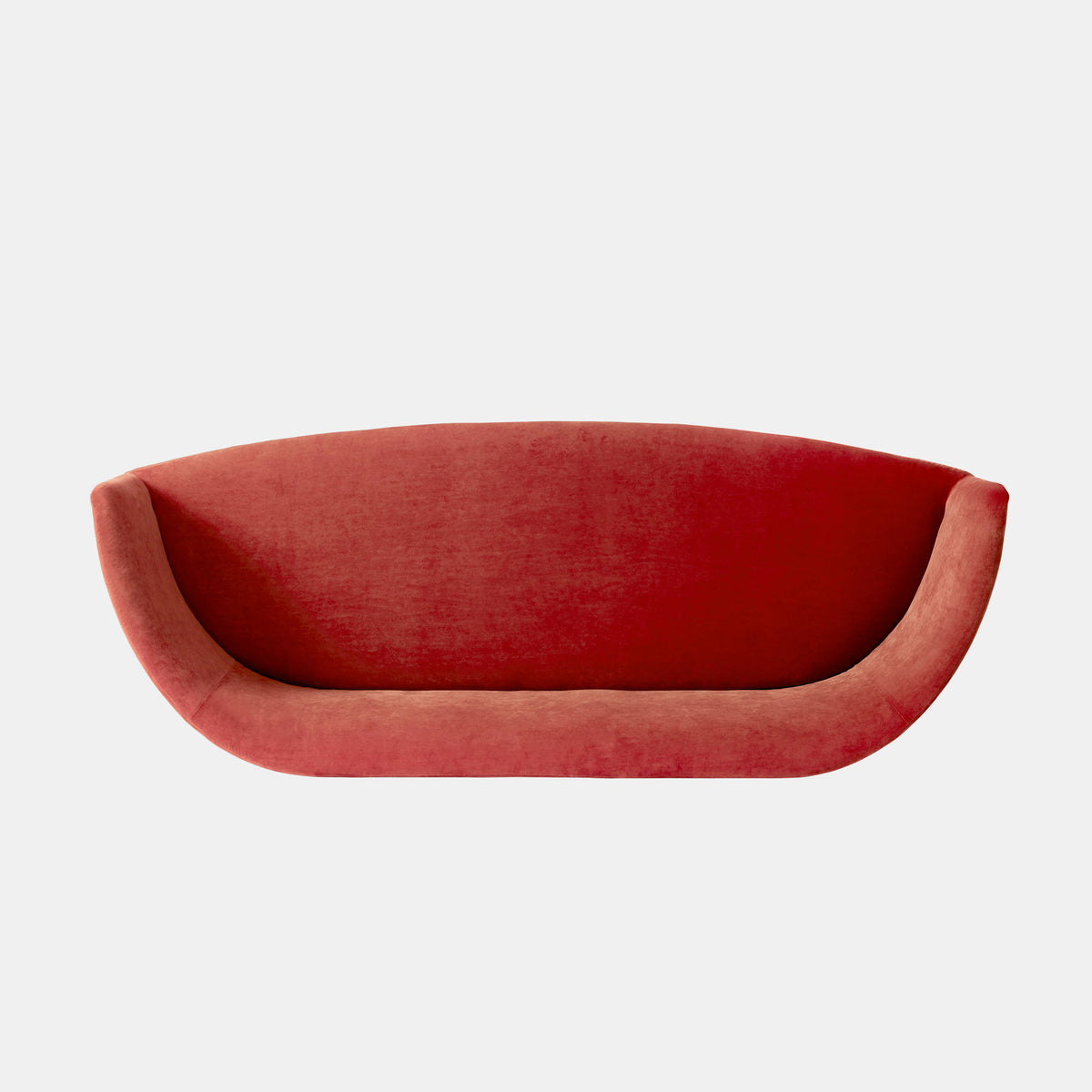 Tearoom Sofa - Red