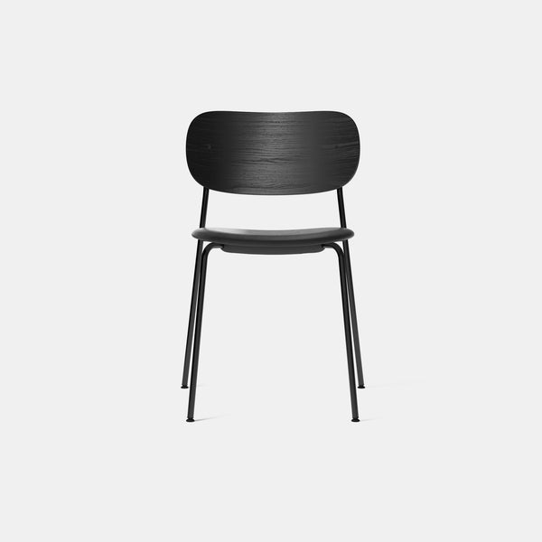 Co Chair - Black Oak - Upholstered Seat