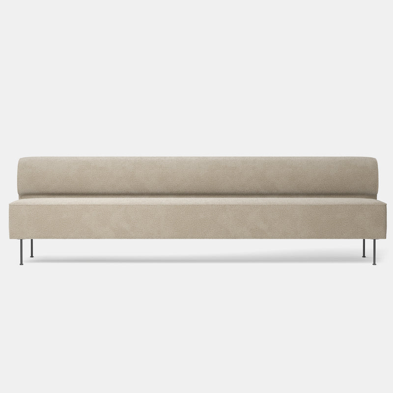 Eave Dining Sofa - Beige - Monologue London