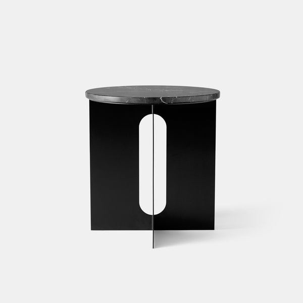 Androgyne Side Table - Black - Monologue London