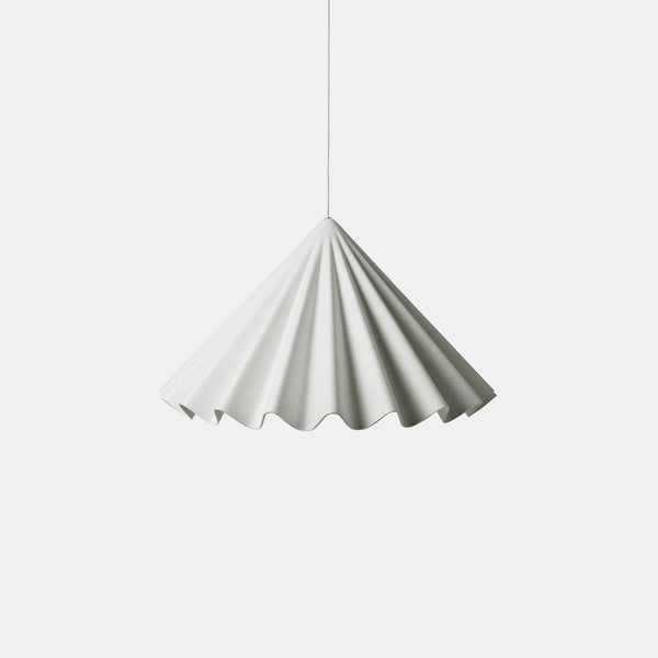 Dancing Pendant Lamp, Off White - Monologue London