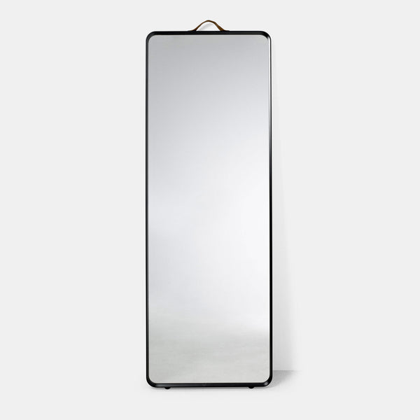 Norm Floor Mirror - Black - Monologue London