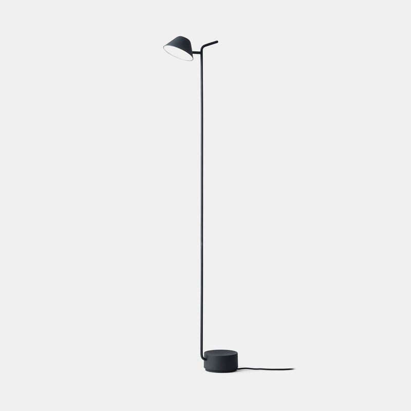 Peek Floor Lamp - Black - Monologue London