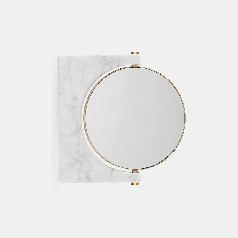 Pepe Marble Wall Mirror - Monologue London