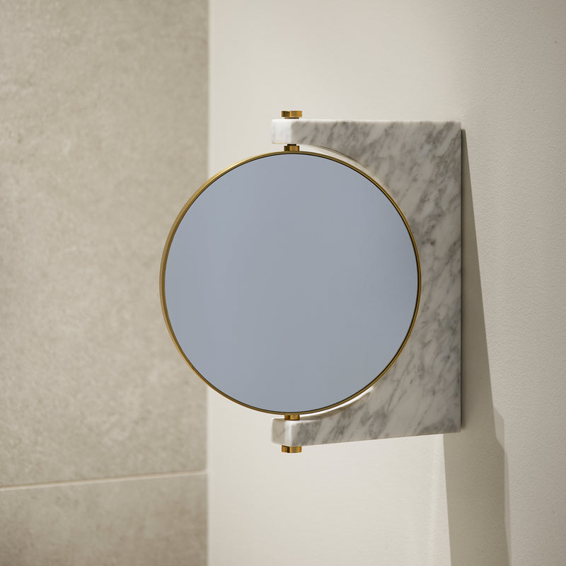 Pepe Marble Wall Mirror