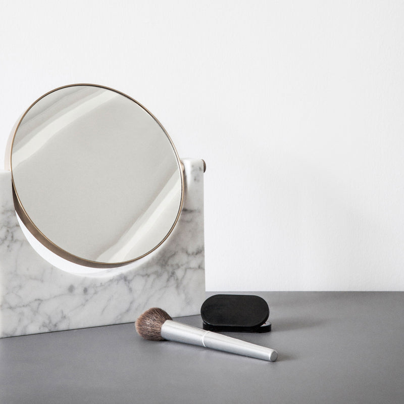 Pepe Marble Desk Mirror - Monologue London