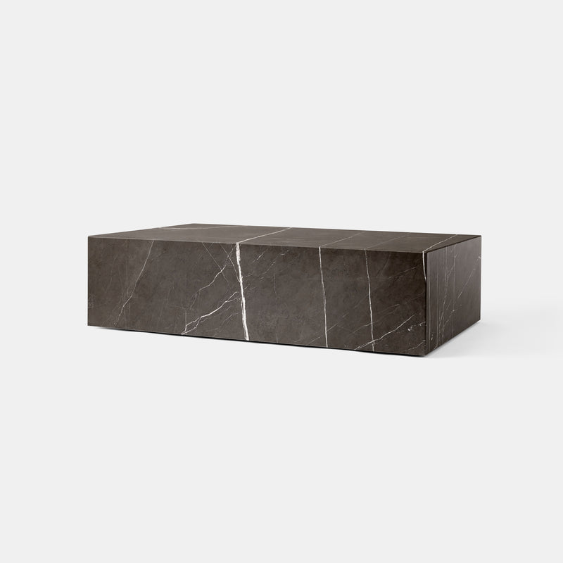 Plinth Coffee Table - Low - Monologue London