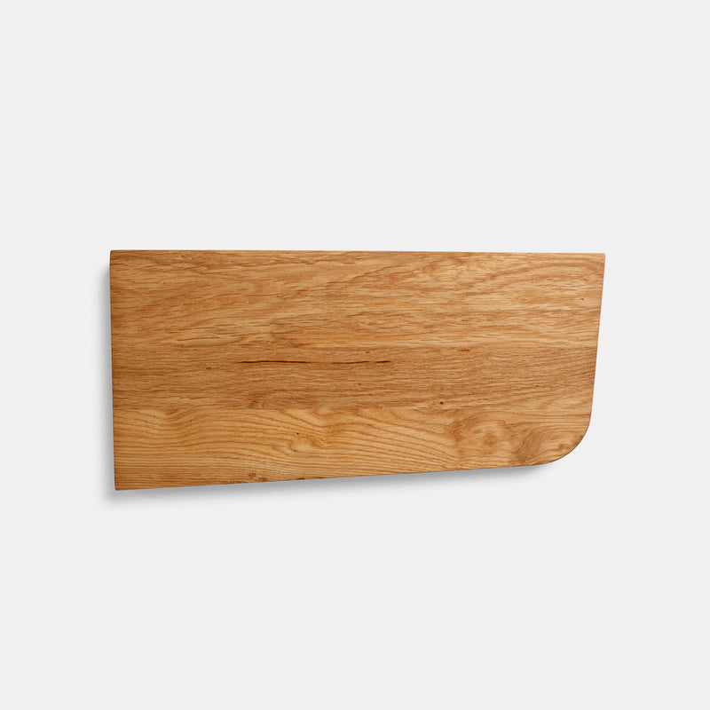 Tilt Cutting Board, Small, Oak - Monologue London