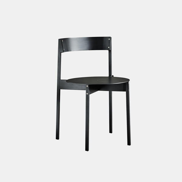 Brugola Chair - Black - Monologue London